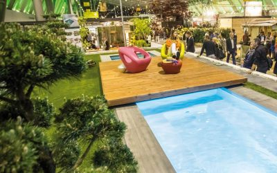 GARTEN outdoor • ambiente vom 5. bis 8. April 2018 in Stuttgart