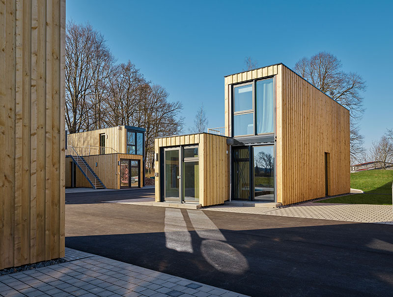 Containerwerk Wertheim 1 - Tiny House