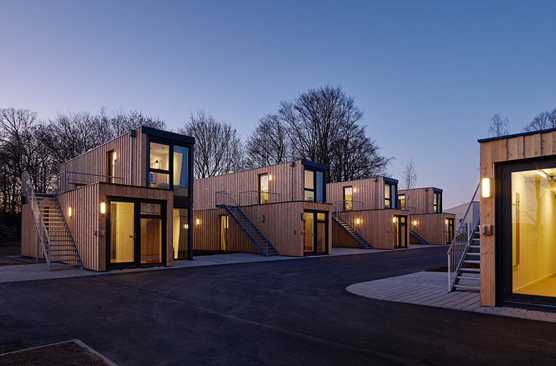 Containerwerk Wertheim 3 - Tiny House