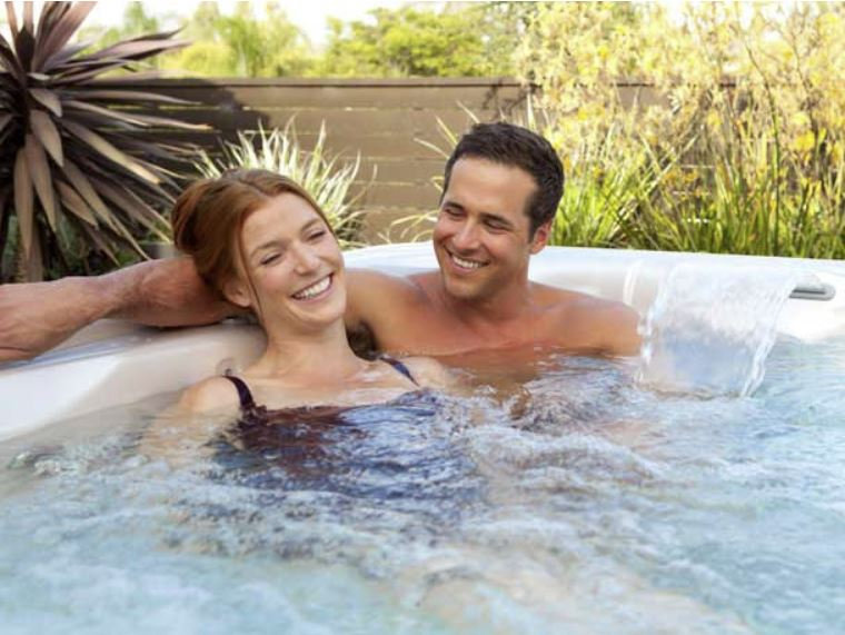 hotspring whirlpool - Pools & Sauna
