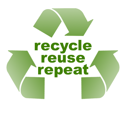 recycle icon - Tiny House