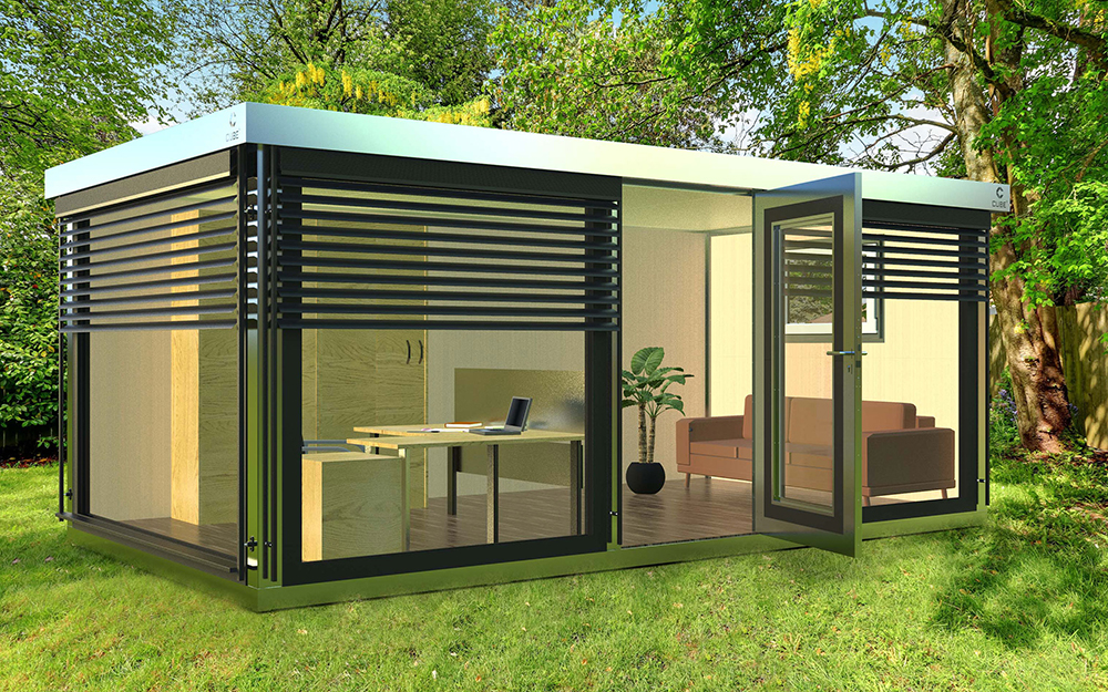 Garten Office - Gartenstudio & Office